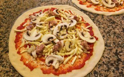 La pizza di Venerina